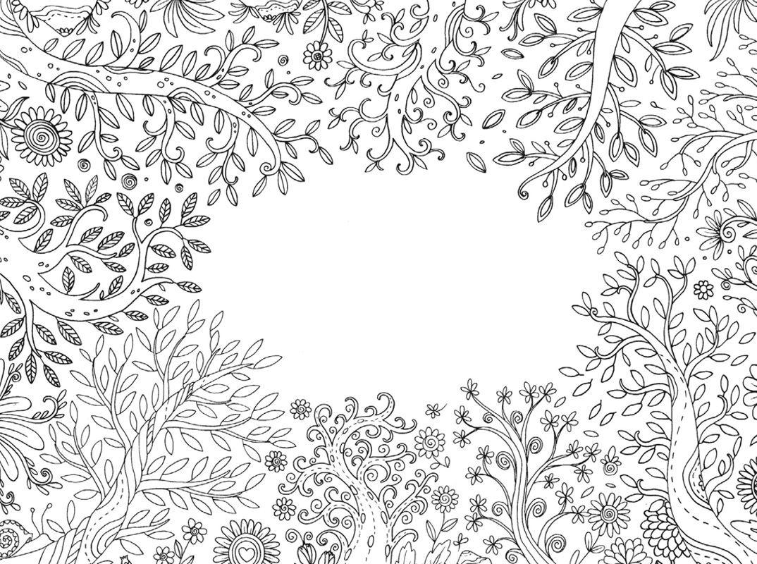 Malvorlagen: Blumenmotive