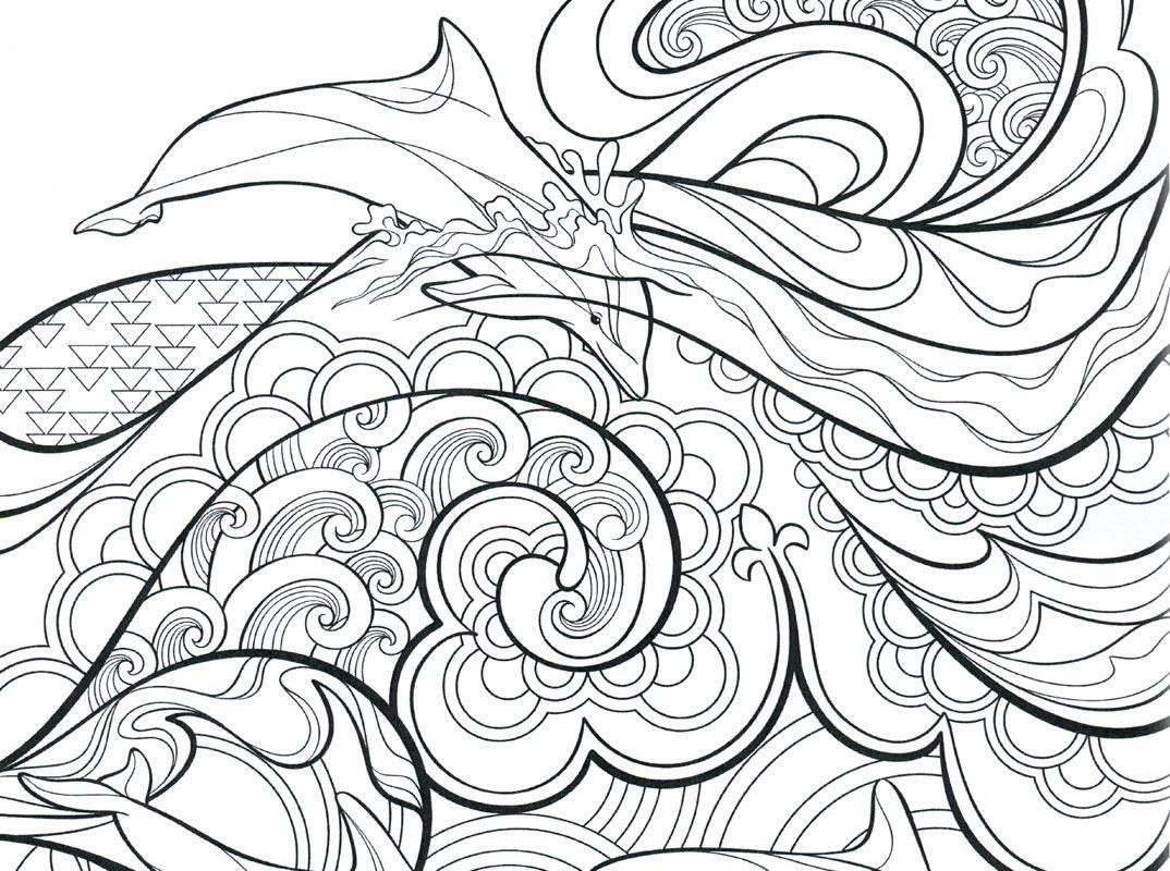 Nett Meeresbewohner Färbung Zeitgenössisch - Malvorlagen-Ideen ...
