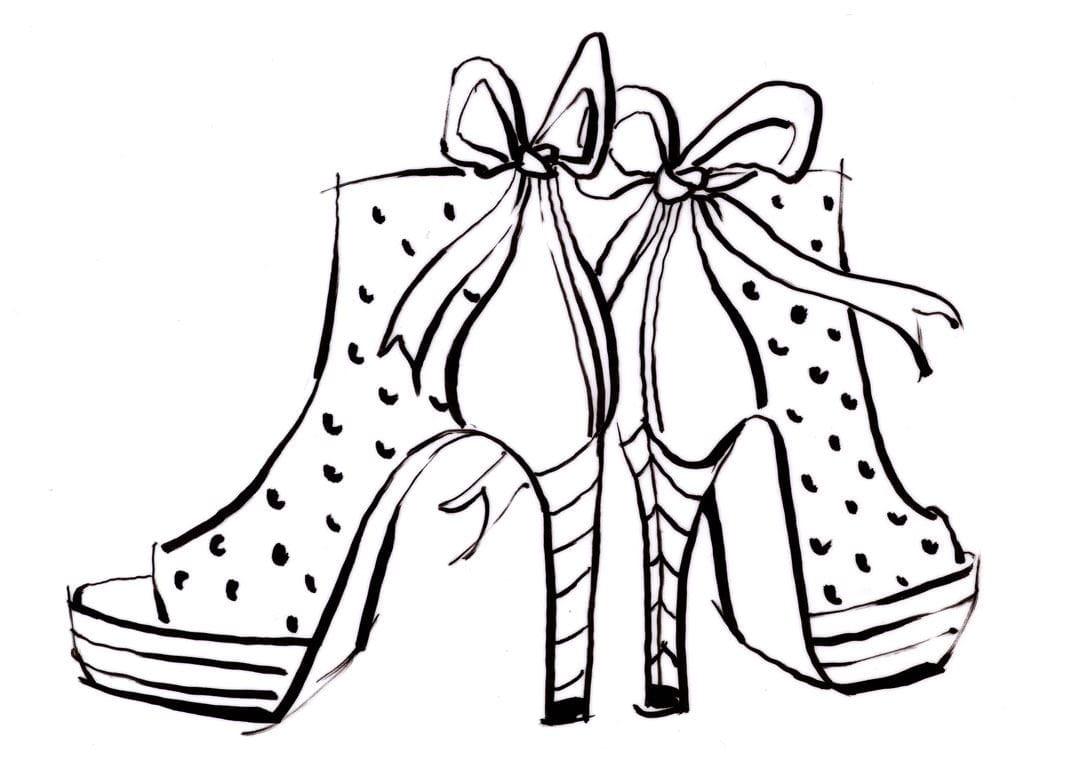 Atemberaubend Vorlage Schuhe Ideen - Beispiel Business Lebenslauf ...