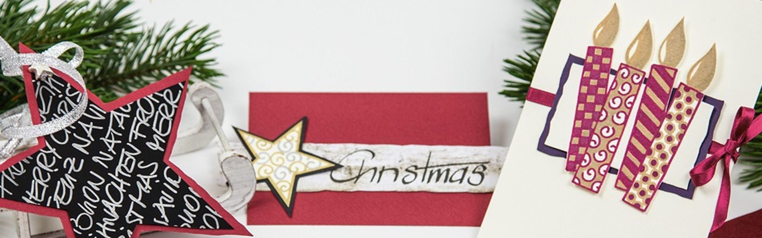 kreative ideen zu weihnachten mit dem pitt artist pen metallic. Black Bedroom Furniture Sets. Home Design Ideas