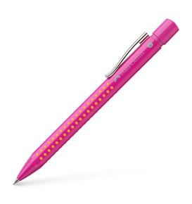 Faber-Castell - Grip 2010 Druckbleistift, 0.5 mm, pink-orange